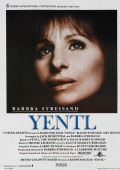 """Постер 7 из 8 из фильма """"Йентл"""" /Yentl/ (1983)"""