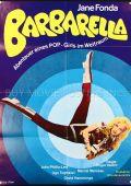 """Постер 11 из 19 из фильма """"Барбарелла"""" /Barbarella/ (1968)"""