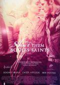 """Постер 1 из 4 из фильма """"В бегах"""" /Ain't Them Bodies Saints/ (2013)"""