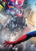 """Постер 2 из 20 из фильма """"Новый Человек-паук: Высокое напряжение"""" /The Amazing Spider-Man 2/ (2014)"""