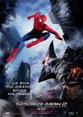 """Постер 20 из 20 из фильма """"Новый Человек-паук: Высокое напряжение"""" /The Amazing Spider-Man 2/ (2014)"""