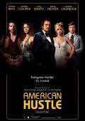 """Постер 6 из 8 из фильма """"Афера по-американски"""" /American Hustle/ (2013)"""