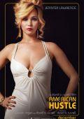 """Постер 2 из 8 из фильма """"Афера по-американски"""" /American Hustle/ (2013)"""
