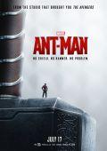 """Постер 7 из 20 из фильма """"Человек-муравей"""" /Ant-Man/ (2015)"""