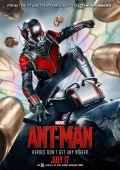 """Постер 2 из 20 из фильма """"Человек-муравей"""" /Ant-Man/ (2015)"""