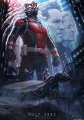 """Постер 4 из 20 из фильма """"Человек-муравей"""" /Ant-Man/ (2015)"""