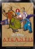 """Постер 4 из 6 из фильма """"Атлантида: Затерянный мир"""" /Atlantis: The Lost Empire/ (2001)"""