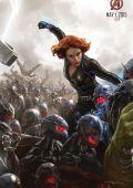 """Постер 8 из 28 из фильма """"Мстители: Эра Альтрона"""" /Avengers: Age of Ultron/ (2015)"""