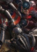 """Постер 9 из 28 из фильма """"Мстители: Эра Альтрона"""" /Avengers: Age of Ultron/ (2015)"""
