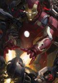 """Постер 6 из 28 из фильма """"Мстители: Эра Альтрона"""" /Avengers: Age of Ultron/ (2015)"""