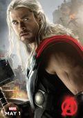 """Постер 19 из 28 из фильма """"Мстители: Эра Альтрона"""" /Avengers: Age of Ultron/ (2015)"""