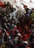 """Постер 14 из 28 из фильма """"Мстители: Эра Альтрона"""" /Avengers: Age of Ultron/ (2015)"""