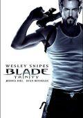 "Постер 2 из 5 из фильма ""Блэйд 3: Троица"" /Blade: Trinity/ (2004)"