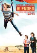 """Постер 4 из 13 из фильма """"Смешанные"""" /Blended/ (2014)"""
