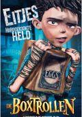"""Постер 3 из 16 из фильма """"Семейка монстров"""" /The Boxtrolls/ (2014)"""