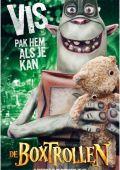 """Постер 4 из 16 из фильма """"Семейка монстров"""" /The Boxtrolls/ (2014)"""