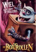 """Постер 8 из 16 из фильма """"Семейка монстров"""" /The Boxtrolls/ (2014)"""