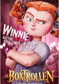 """Постер 7 из 16 из фильма """"Семейка монстров"""" /The Boxtrolls/ (2014)"""