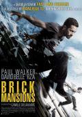 """Постер 6 из 10 из фильма """"13-й район: Кирпичные особняки"""" /Brick Mansions/ (2014)"""
