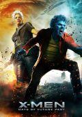 """Постер 10 из 51 из фильма """"Люди Икс: Дни минувшего будущего"""" /X-Men: Days of Future Past/ (2014)"""