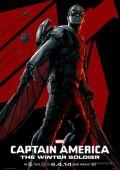 """Постер 19 из 24 из фильма """"Первый мститель: Другая война"""" /Captain America: The Winter Soldier/ (2014)"""