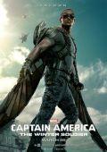 """Постер 14 из 24 из фильма """"Первый мститель: Другая война"""" /Captain America: The Winter Soldier/ (2014)"""