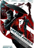 """Постер 22 из 24 из фильма """"Первый мститель: Другая война"""" /Captain America: The Winter Soldier/ (2014)"""