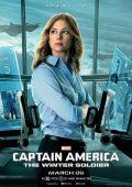 """Постер 24 из 24 из фильма """"Первый мститель: Другая война"""" /Captain America: The Winter Soldier/ (2014)"""