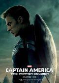 """Постер 10 из 24 из фильма """"Первый мститель: Другая война"""" /Captain America: The Winter Soldier/ (2014)"""