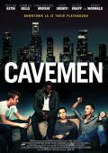 """Постер 2 из 4 из фильма """"Любовь, секс и Лос-Анджелес"""" /Cavemen/ (2013)"""