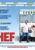 """Постер 3 из 3 из фильма """"Повар на колесах"""" /Chef/ (2014)"""