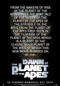 "Постер 2 из 12 из фильма ""Планета обезьян: Революция"" /Dawn of the Planet of the Apes/ (2014)"