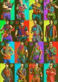 "Постер 28 из 36 из фильма ""Неудержимые 3"" /The Expendables 3/ (2014)"