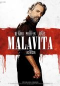 """Постер 15 из 19 из фильма """"Малавита"""" /The Family/ (2013)"""