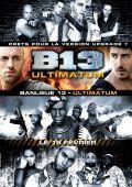 """Постер 3 из 4 из фильма """"13-й район"""" /Banlieue 13/ (2004)"""