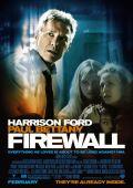 """Постер 2 из 2 из фильма """"Огненная стена"""" /Firewall/ (2006)"""