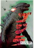 """Постер 23 из 24 из фильма """"Годзилла"""" /Godzilla/ (2014)"""