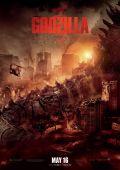 """Постер 10 из 24 из фильма """"Годзилла"""" /Godzilla/ (2014)"""