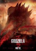 """Постер 11 из 24 из фильма """"Годзилла"""" /Godzilla/ (2014)"""