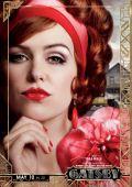 """Постер 13 из 24 из фильма """"Великий Гэтсби"""" /Der große Gatsby/ (2013)"""