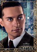 """Постер 14 из 24 из фильма """"Великий Гэтсби"""" /Der große Gatsby/ (2013)"""
