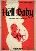 """Постер 2 из 2 из фильма """"Адское дитя"""" /Hell Baby/ (2013)"""
