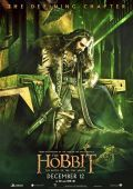 "Постер 17 из 43 из фильма ""Хоббит: Битва пяти воинств"" /The Hobbit: The Battle of the Five Armies/ (2014)"