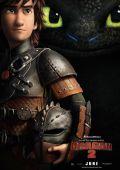 """Постер 3 из 21 из фильма """"Как приручить дракона 2"""" /How to Train Your Dragon 2/ (2014)"""