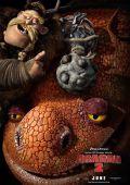 """Постер 10 из 21 из фильма """"Как приручить дракона 2"""" /How to Train Your Dragon 2/ (2014)"""