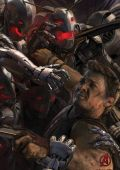 """Постер 10 из 28 из фильма """"Мстители: Эра Альтрона"""" /Avengers: Age of Ultron/ (2015)"""
