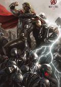 """Постер 12 из 28 из фильма """"Мстители: Эра Альтрона"""" /Avengers: Age of Ultron/ (2015)"""
