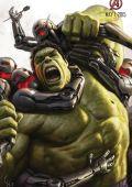 """Постер 13 из 28 из фильма """"Мстители: Эра Альтрона"""" /Avengers: Age of Ultron/ (2015)"""