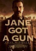 """Постер 8 из 9 из фильма """"Джейн берет ружье"""" /Jane Got a Gun/ (2016)"""