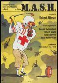 """Постер 3 из 7 из фильма """"Военно-полевой госпиталь"""" /MASH/ (1970)"""